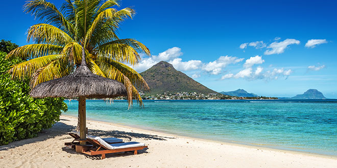 Res till Mauritius